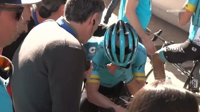 Izaguirre tok til tårene etter seier i Baskerland Rundt