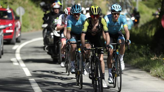 Ronde van het Baskenland   Samenvatting Etappe 7
