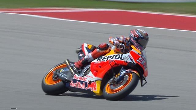 MotoGP | Marquez op pole in Austin