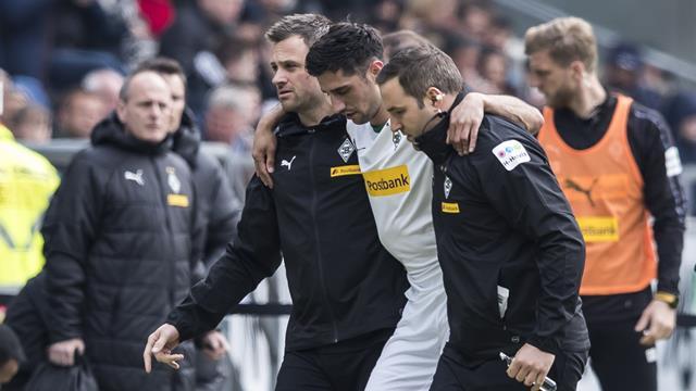 """Extremst bitter"": Gladbach-Kapitän Stindl fällt monatelang aus"