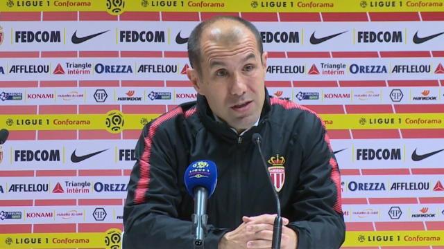 Jardim furieux contre l'arbitrage — AS Monaco