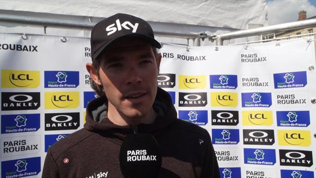 Luke Rowe: Paris-Roubaix is my best opportunity
