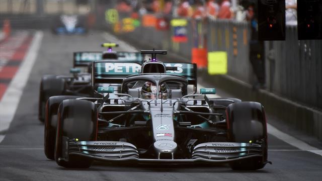 Hamilton fährt zweitem Saisonsieg entgegen