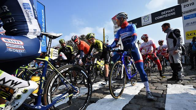 Paris-Roubaix, la Flèche Wallonne et Liège-Bastogne-Liège reportés