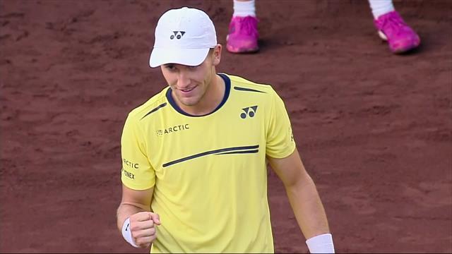 Рууд вышел в финал Хьюстона. Последний раз из норвежцев в решающем матче ATP играл его отец