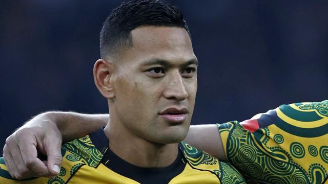 Nach homophober Entgleisung: Rugby-Star Folau zeigt keine Reue