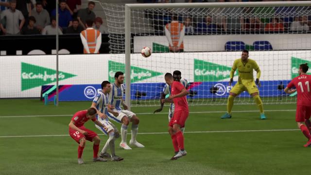 Liga Virtual: Leganés-Real Madrid con FIFA 19