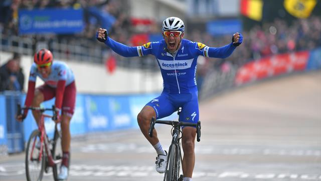Parijs-Roubaix   Samenvatting