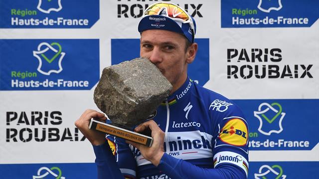 París-Roubaix 2019: Philippe Gilbert y el quinto Monumento, por qué es un triunfo para la Historia