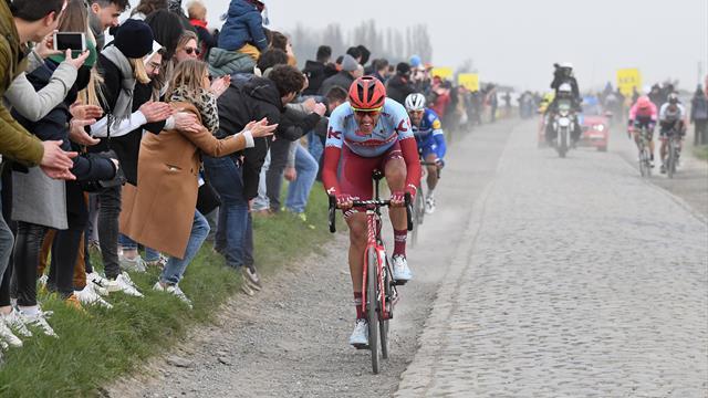 "Nach imposantem Roubaix-Auftritt: Politt ist ""der kommende Mann"""
