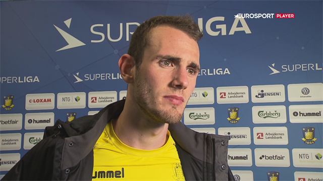 Gammelby: Jeg synes vi er det bedre hold