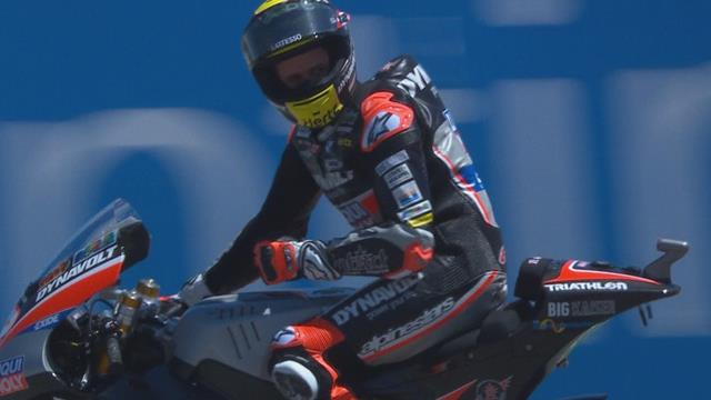 Moto2 | Winst voor Thomas Lüthi - Bendsneyder 13e