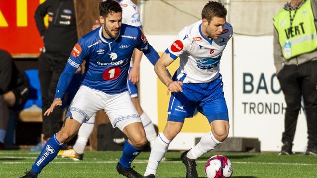 To sene scoringer førte til at Haugesund slo Ranheim 2-0 på bortebane