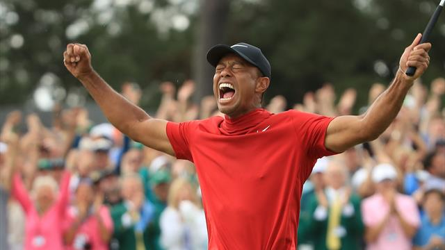 Sensations-Comeback! Tiger Woods gewinnt Masters in Augusta