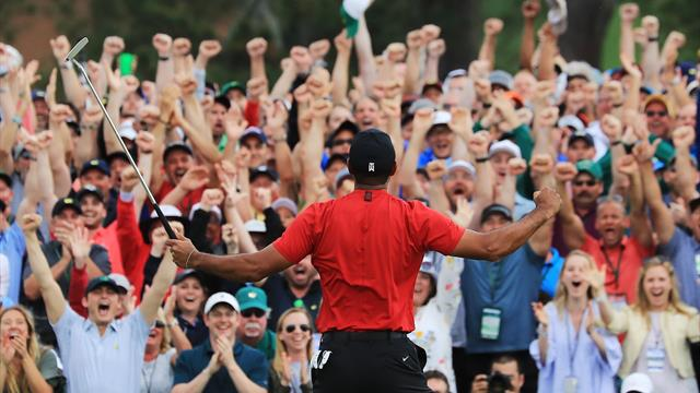 Eurosport to show highlights of Tiger Woods' Masters triumph
