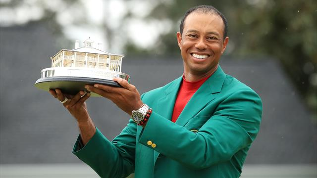 """Woods : """"Maintenant, je sais pourquoi je suis chauve"""""""