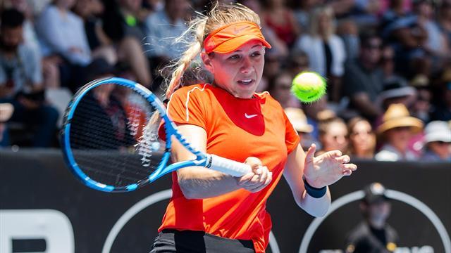 Auf Serenas Spuren: Top-Talent Anisimova gewinnt ersten WTA-Titel