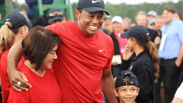 Tiger Woods im XXL-Interview mit GOLFTV (engl.)