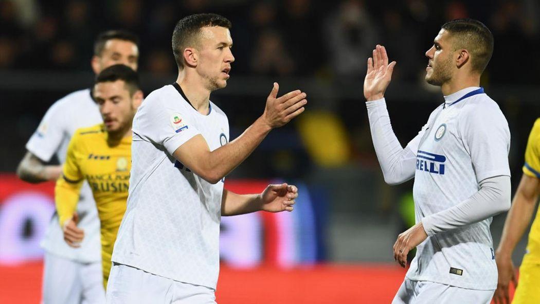 b8e59ce172 Inter, Milan, Roma, Atalanta e Lazio: chi va in Champions League? - Serie A  2018-2019 - Calcio - Eurosport