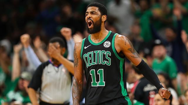 Malmenés, les Celtics ont su renverser Indiana