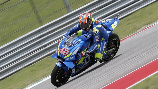 Rins feiert ersten MotoGP-Sieg, Superserie von Márquez vorbei