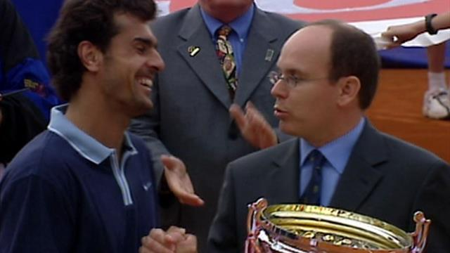 """""""J'étais favori mais pas rassuré"""" : Pioline raconte sa victoire à Monte-Carlo en 2000"""