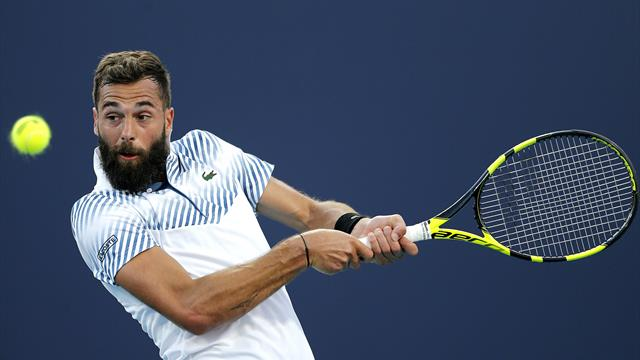 Paire coasts to Grand Prix Hassan II final victory over Andujar