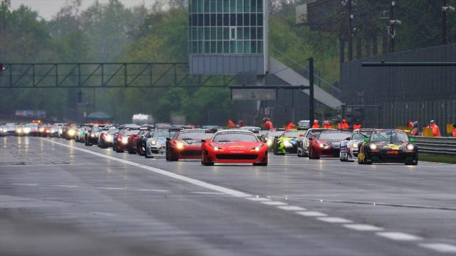 Blancpaint GT: Monza inaugura oficialmente la prestigiosa serie de carreras en su temporada 2019