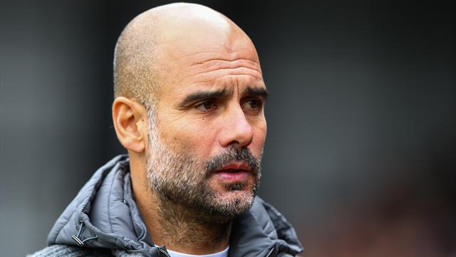 """Guardiola : """"Le destin de la Premier League est entre nos mains"""""""