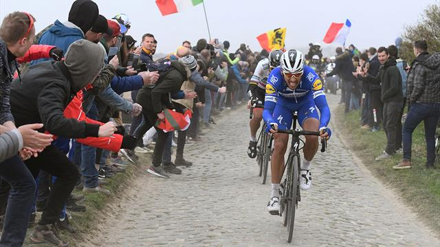 Blazin' Saddles: 10 observations from a fast and dusty Paris-Roubaix