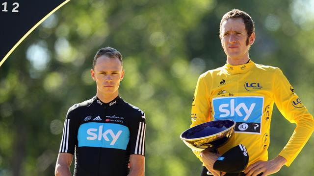Wiggins: I convinced Brailsford not to dump Froome