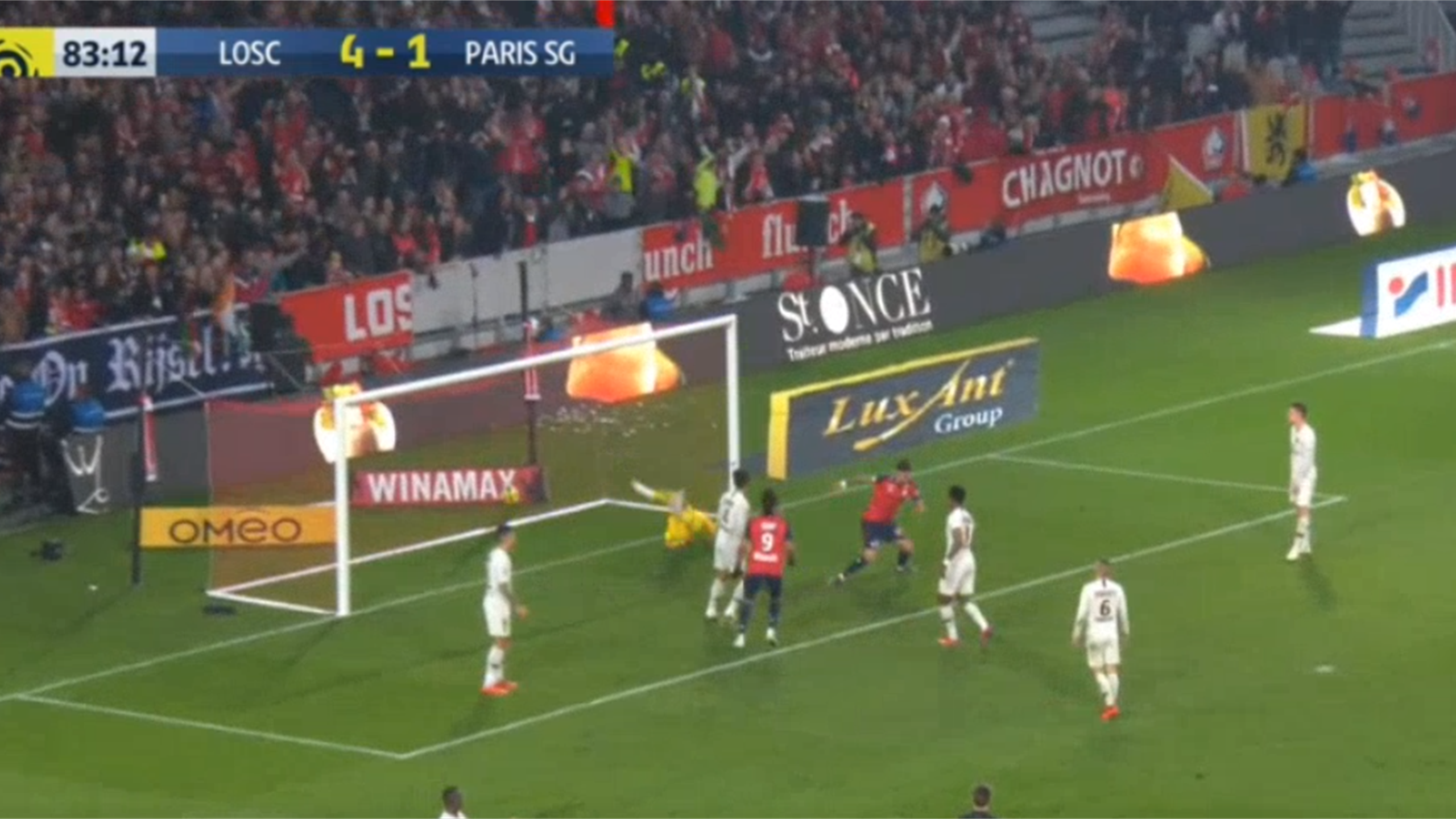 Футбол франция 5 лига