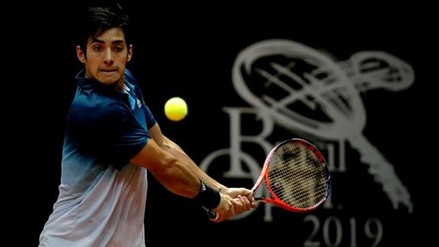El chileno Garín se proclama campeón en Houston y logra su primer título ATP