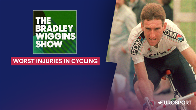 'Boil on my bottom!' - Wiggins, Kelly and Stephens' worst injuries
