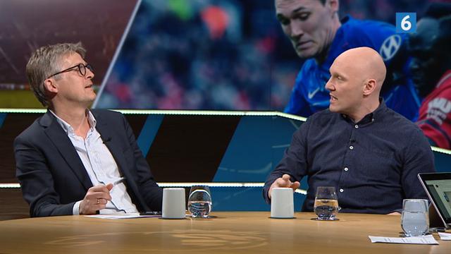 Stor debat mellem Bruun og Gravesen: Skal Andreas Christensen blive i Chelsea?