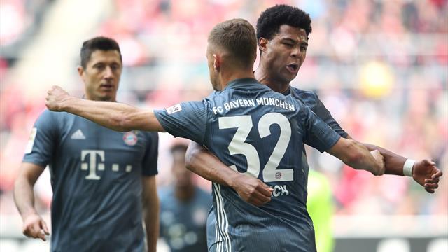 Bayern zeigt sein Meistergesicht