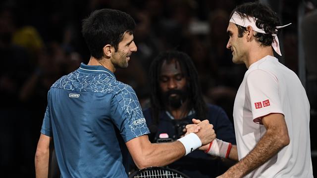 Wimbledon 2019: Novak Djokovic-Roger Federer