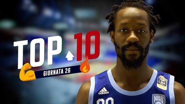 Top 10: le migliori giocate della 26a giornata di Serie A