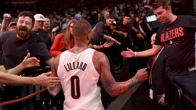 Donnons du respect à Lillard, la superstar la plus sous-estimée en NBA
