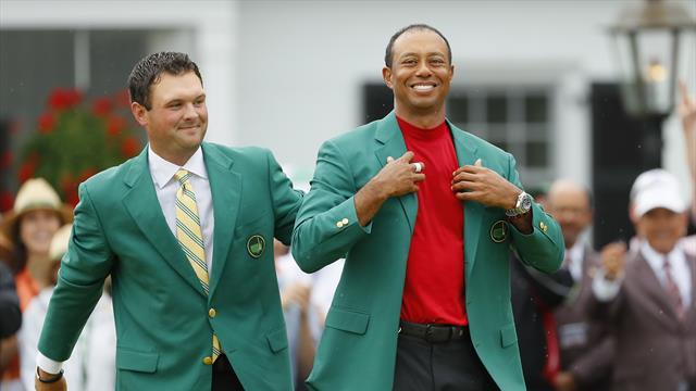 Tiger Woods: dal Paradiso all'Inferno e ritorno, il film della vita di un grande campione