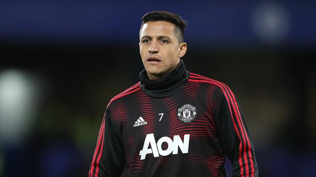 Alexis Sanchez back in United squad for Barcelona clash