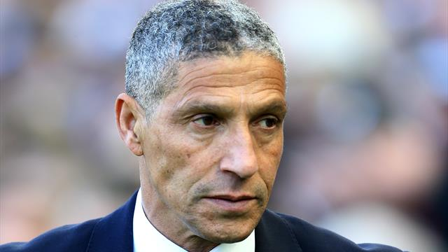 Brighton have a point to prove against Cardiff – Chris Hughton