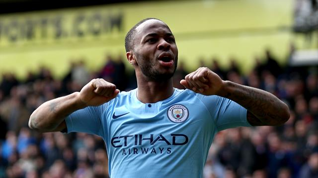 Sterling expects Liverpool to push Manchester City all the way in title race