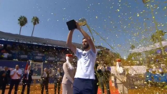 Paire - Andujar : Les temps forts