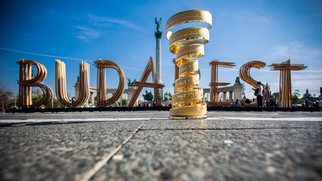 Radsport: Giro 2020 startet in Ungarn
