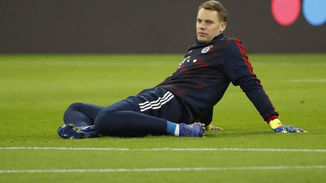 Blessé au mollet, Neuer compte rejouer avant la fin de saison