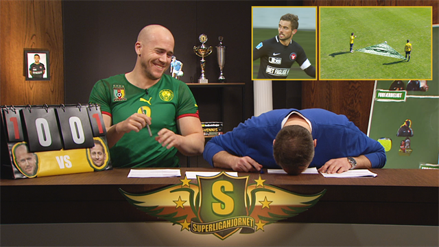 SuperligaHjørnet med Simo & Høygård, Afsnit 3