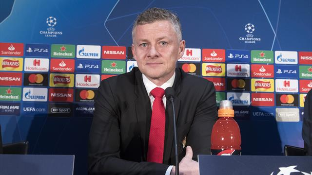 """⚽💪 Solskjaer: """"Somos más altos y más fuertes que el Barça, utilizaremos nuestras armas"""""""