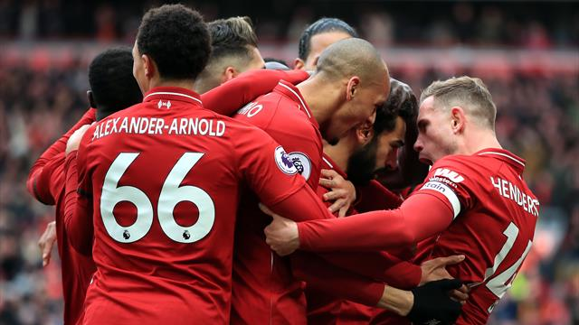 Anfield team-mates preferred watching Tiger than City – Robertson