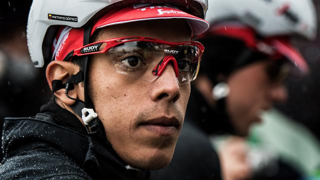 Dopingfall bei Trek-Segafredo: Pantano positiv getestet